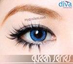 Diva Queen Blue