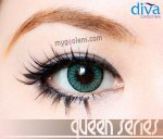 Diva Queen Green