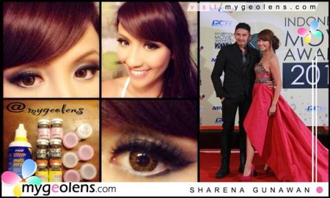 Endorse Artis Sharena Gunawan