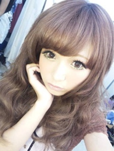 Gaya Rambut Trend Jepang