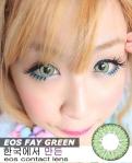 eos fay green