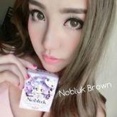 nobluk -- brown